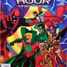 Zero Hour Crisis in Time Comic Book - No. 3 September 1994