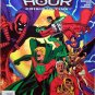 Zero Hour Crisis in Time Comic Book - No. 3 September 1994