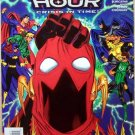 Zero Hour Crisis in Time Comic Book - No. 4 September 1994