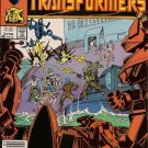 G.I.Joe and the Transformers Comic Book - No. 2 in a 4 Issue Limited Series February 1987