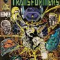 G.I.Joe and the Transformers Comic Book - No. 3 in a 4 Issue Limited Series March 1987