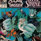 Strange Tales Comic Book - No. 7 October 1987