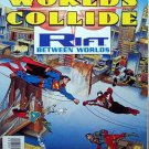 Worlds Collide Rift Between Worlds Comic Book - No. 1 July 1994