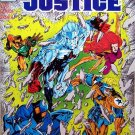 Extreme Justice Comic Book - No. 0 January 1995