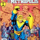 Guardians of Metropolis Comic Book - No. 1 November 1994