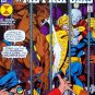 Guardians of Metropolis Comic Book - No. 2 December 1994