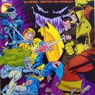 Guardians of Metropolis Comic Book - No. 4 February 1995