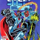 Steel Comic Book - No. 6 July 1994