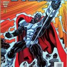 Steel Comic Book - No. 0 October 1994