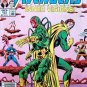 The Avengers Comic - No. 251 January 1985