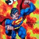 Superman Doomsday Comic - Hunter / Prey - Book One - Cardstock Cover 1994