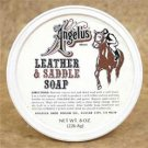 Angelus Leather Saddle Soap Shoes Boots Sneakers Luggage Upholstery 8 oz.