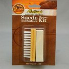 Fiebings Suede & Nubuck Cleaner Kit Protector Block Brush Eraser Bar