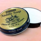 Meltonian Saddle Soap Leather Shoes Boots Cleaner Shoe Dirt Remover 3 1/8 Oz