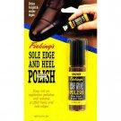 Fiebing's Sole Edge & Heel Shoe Polish Brown Roll On Applicator Fiebings