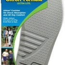 J.T. Foote Comfort Cushion Contour Insoles Ultra Lite Ultron Formula Inserts Women's (Large 10-12)