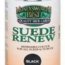 Moneysworth & Best Suede Renew Spray Aerosol Can Burgundy Color