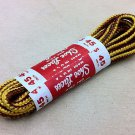 """(2 Pairs) Shoe Boot Laces Golden Tan Timberland Strings Shoelaces 54"""" Size"""