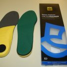 Spenco PolySorb Cross Trainer Insoles 38-034 SIZE 4: Women's 11-12, Men's 10-11