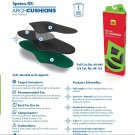 Spenco Arch Cushions RX® Full Length Cushion Insoles Inserts 44-040 - Men's 6-7 Size