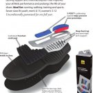 Spenco PolySorb Total Support Replacement Full Shoe Insoles 39-313 ALL SIZES