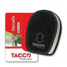 TACCO 702 Fix Shoe Heel Support Cushions Leather Insoles Inserts Black TaccoFix Small Size