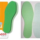 TACCO 648 Woody Orthotic Latex Foam Support Shoe Insoles Inserts Men's 11-12