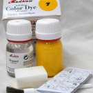 Tarrago Leather Color Dye Kit with Preparer Canvas Imitiation Yellow Color