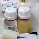 Tarrago Leather Color Dye Kit with Preparer Canvas Imitiation Cream Color