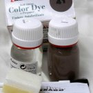 Tarrago Leather Color Dye Kit with Preparer Canvas Imitiation Otter Color