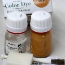 Tarrago Leather Color Dye Kit with Preparer Canvas Imitiation Natural Color