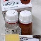 Tarrago Leather Color Dye Kit with Preparer Canvas Imitiation Leather Color