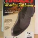 Tingley Stretch 1200 Boot Shoe Rubber Overshoes Galoshes Waterproof Rain Snow Small Men's 6.5-8 Size
