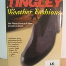 Tingley Stretch 1200 Boot Shoe Rubber Overshoes Galoshes Waterproof Rain Snow Large Men's 9.5-11