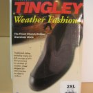 Tingley Stretch 1200 Boot Shoe Rubber Overshoes Galoshes Waterproof Rain Snow XX-Large Men's 12.5-14