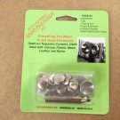 "Snap Fastener Set Kit - Osborne K229-24 DIY - 5/8"" Snaps, Die, Flaring Tool"