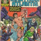 MAN FROM ATLANTIS ISSUE TWO MARVEL COMICS