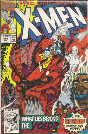X-MEN ISSUE 284 MARVEL COMICS