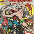 INVADERS ISSUE 33 MARVEL COMICS