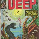 THE DEEP COMIC BOOK ISSUE 1 MOVIE ADAPTATION MARVEL
