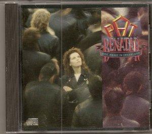PAT BENATAR WIDE AWAKE IN DREAMLAND CD