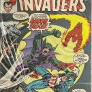 INVADERS ISSUE 7 MARVEL COMICS
