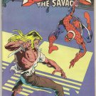 KAZAR THE SAVAGE ISSUE 25 WITH SPIDERMAN
