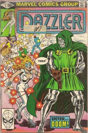 DAZZLER ISSUE 3 MARVEL COMICS