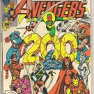 THE AVENGERS ISSUE 200 MARVEL COMICS