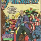 THE AVENGERS ISSUE 201