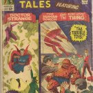 STRANGE TALES ISSUE 133 MARVEL COMICS