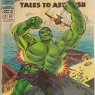TALES TO ASTONISH ISSUE 85 MARVEL COMICS