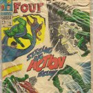 FANTASTIC FOUR ISSUE 71 MARVEL COMICS