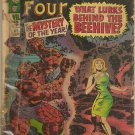 FANTASTIC FOUR ISSUE 66